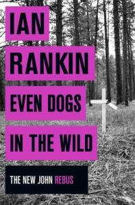 Ian Rankin book cover