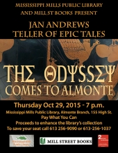 odyssey comes to Almonte
