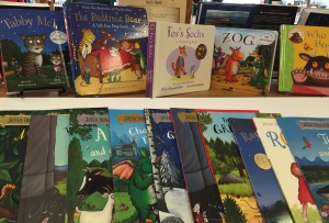 Julia Donaldson covers