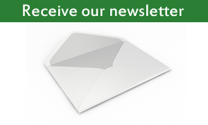 Receive our newsletter!
